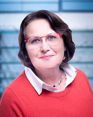 Team Augenoptikerin Ilona Ferber - Optiker Mersmann Oswaldstraße 26
