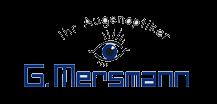 Logo Augenoptiker Mersmann - Optiker Mersmann Oswaldstraße 26